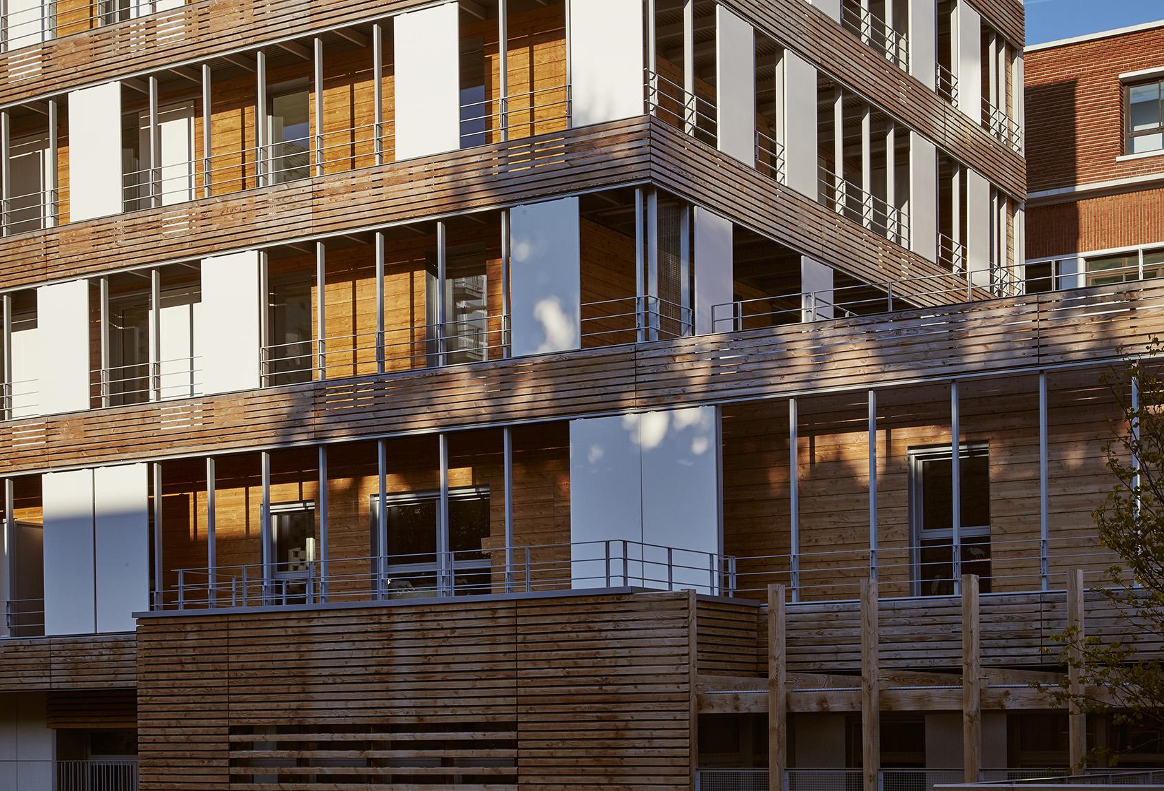 Belus & Hénocq - 20 logements sociaux et une crèche