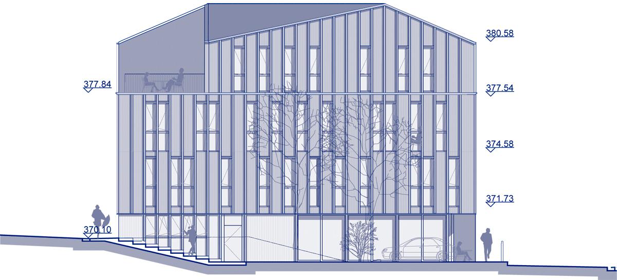 EPINAL--facade-Ouest